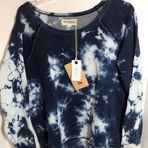TEXTILE Elizabeth and James Tops - Textile Elizabeth and James Tie Dye sweatshirt L